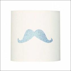 abat_jour_et_suspension_moustache_pailletée_personnalisable_1