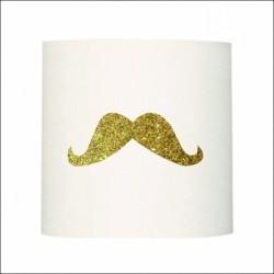 abat_jour_et_suspension_moustache_pailletée_personnalisable_2