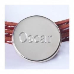 bracelet_amazone_médaille_-_argent-5