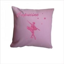coussin_danseuse_étoile_rose_paillete_personnalisable_7