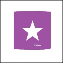 lampe_à_poser_étoile_blanche_fond_couleur_personnalisable-10