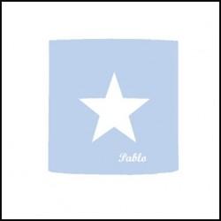 lampe_à_poser_étoile_blanche_fond_couleur_personnalisable-3
