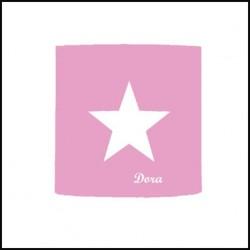 lampe_à_poser_étoile_blanche_fond_couleur_personnalisable-6