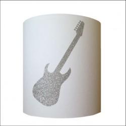 lampe_à_poser_guitare_pailletée_personnalisable-8