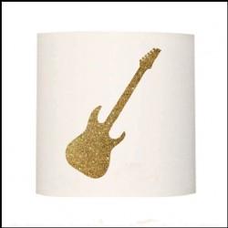 lampe_à_poser_guitare_pailletée_personnalisable-9