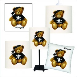 lampe_à_poser_ours_pirate_morgan_personnalisable_1