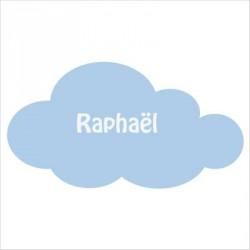 sticker_plaque_de_porte_nuage_personnalisable_1