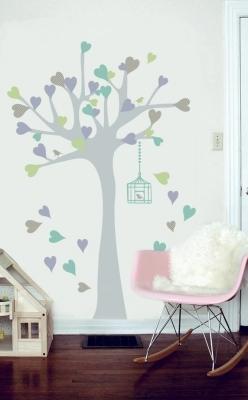 stickers_arbre_à_coeurs_pastels_1