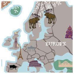 stickercarteeurope