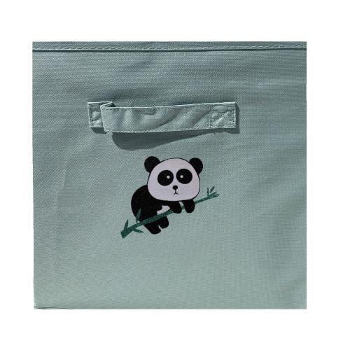 casier de rangement panda personnalisable