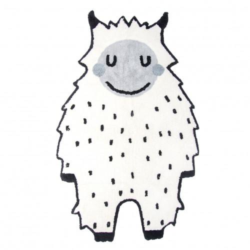 Tapis enfant coton lavable Little Bigfoot de Nattiot