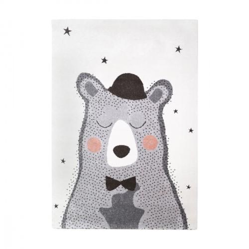 Tapis bébé ours Nino de Nattiot