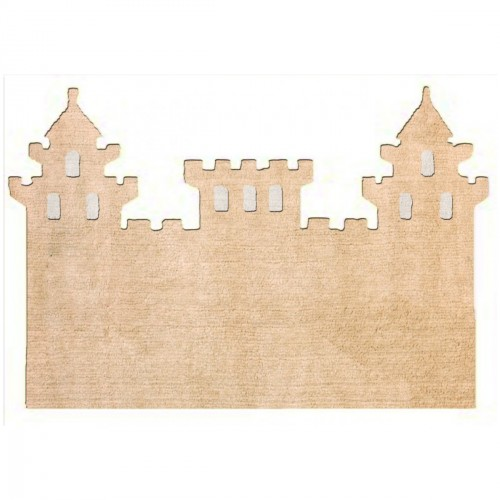 Tapis chateau beige