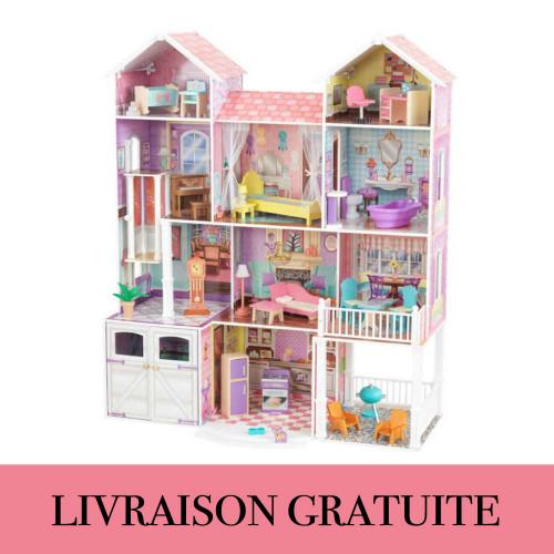 Maison de poupée Country Estate - Kidkraft