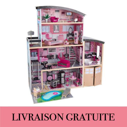 Maison de poupée Sparkle - Kidkraft