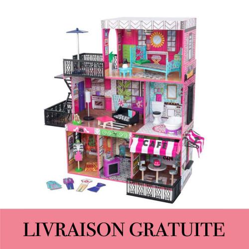 Maison de poupée Brooklyn's Loft - Kidkraft