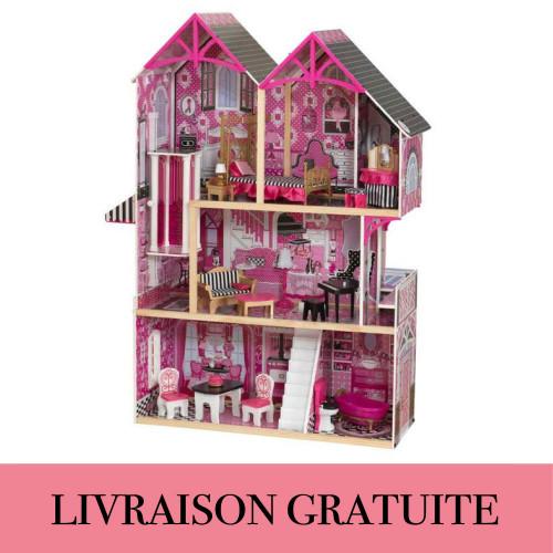 Maison de poupée Bella - Kidkraft