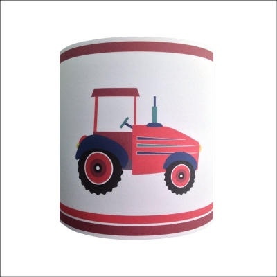 Abat jour ou Suspension tracteur personnalisable