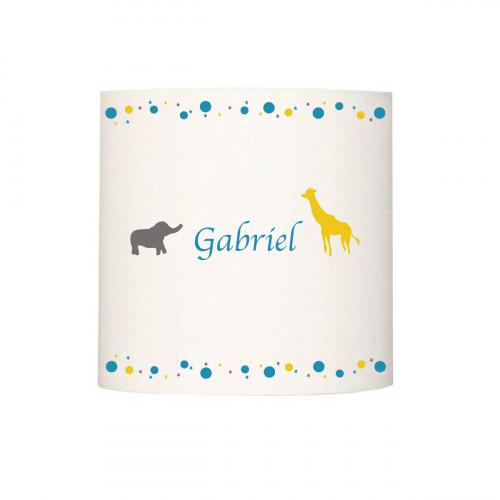 Applique animaux Gabriel personnalisable