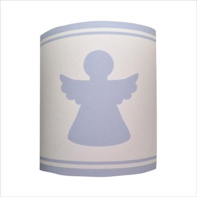 Applique ange bleu personnalisable