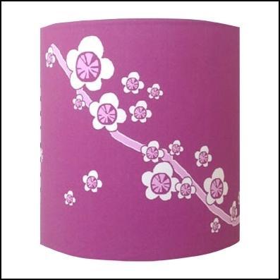 Applique fleurs de cerisier japonais personnalisable