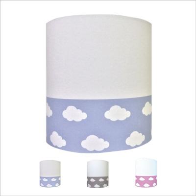 Applique nuages couleur bas personnalisable