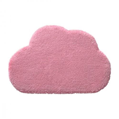 Tapis nuage Wunderwolke rose en laine
