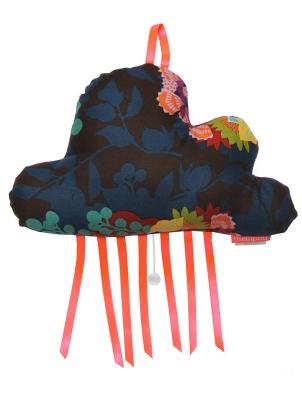 Boîte à musique nuage fleuri Horner