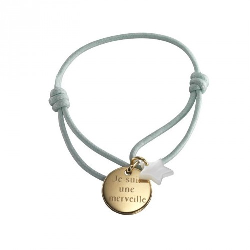Bracelet Kids Etoile- plaqué or