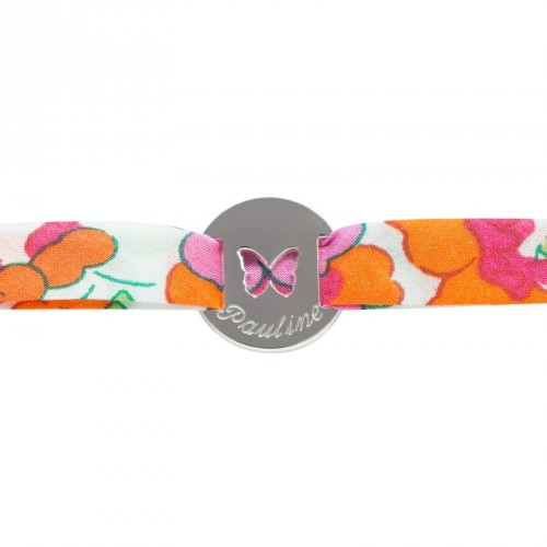 Bracelet Liberty Papillon - argent