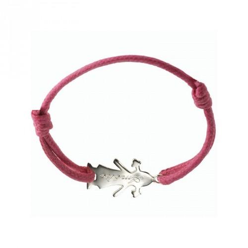 Bracelet mini bambin Fille - argent