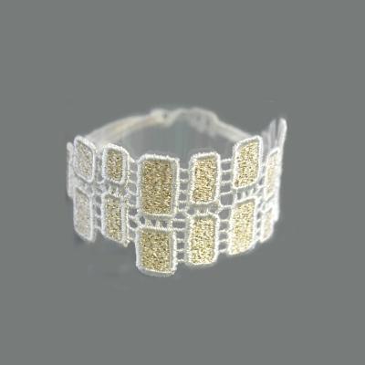 Bracelet en dentelle motif Joséphine
