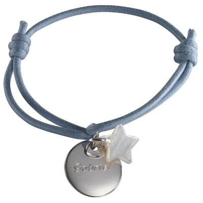 Bracelet Kids Etoile- argent