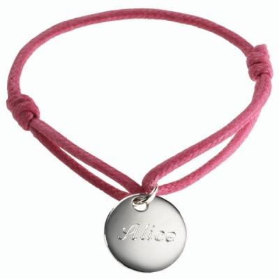 Bracelet Kids Médaille- argent