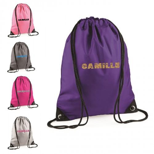 sac à dos Camille personnalisable
