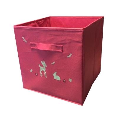 casier de rangement sissi bambi personnalisable lili pouce boutique d co chambre b b. Black Bedroom Furniture Sets. Home Design Ideas