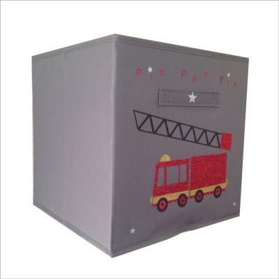 Casier de rangement camion de pompier personnalisable