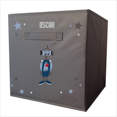 Casier de rangement robot Oscar personnalisable