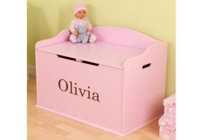 Coffre jouets austin 14957 lili pouce boutique d co - Coffre a jouet personnalise ...