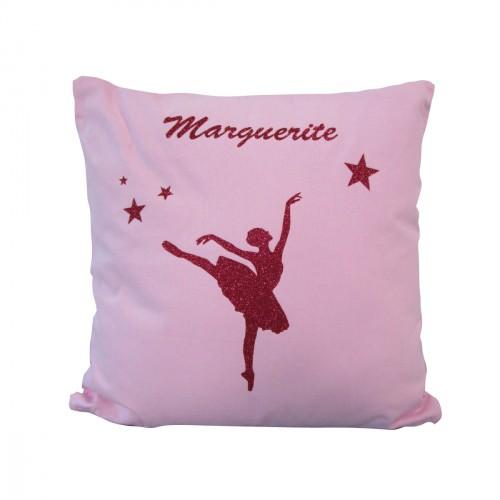 Coussin danseuse Marguerite