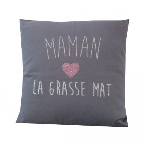 Coussin Grasse Mat