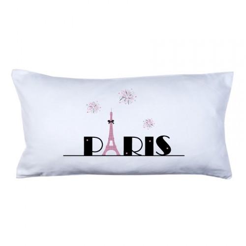 Coussin PARIS et ses feux d'artifices