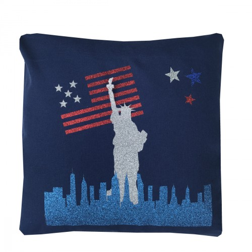 Coussin New York personnalisable