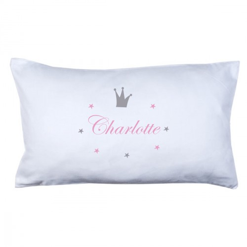 Coussin princesse Charlotte