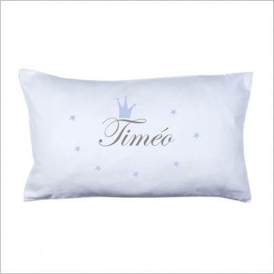 Coussin prince Timéo