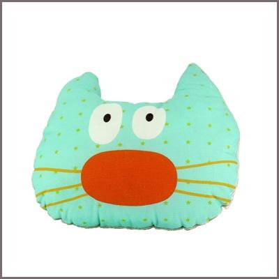 Coussin Tête de chat Chatouz