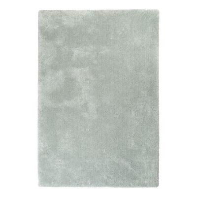 Tapis uni design Relaxx gris vert