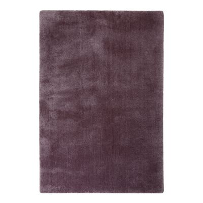 Tapis uni design Relaxx violet rose