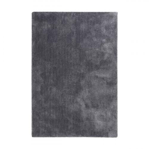 Tapis uni design Relaxx gris anthracite