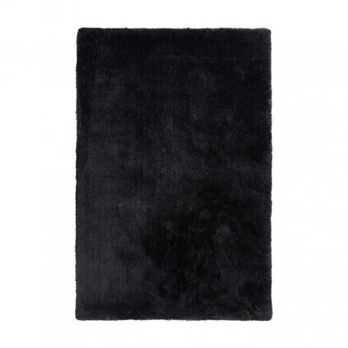 Tapis uni design Relaxx gris charbon